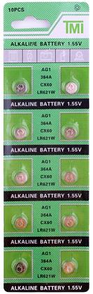 Батарейка часовая  AG1 LR621 1.55V