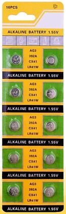 Батарейка часовая AG3 LR41 1.55V