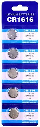 Батарейка литиевая СR1616 3V