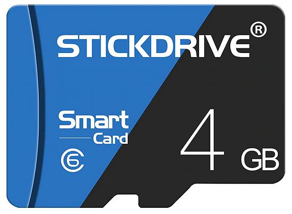 Карта памяти micro sd Stickdrive