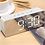 Thumbnail: Светодиодные часы-зеркало, будильник/термометр/гигрометр