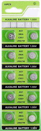 Батарейка часовая AG7 LR927 LR57 1.55V
