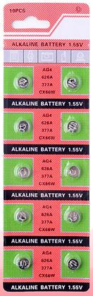 Батарейка часовая AG4 LR626 1.55V