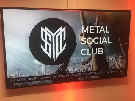Metal Social Club : partage, passion & innovation !