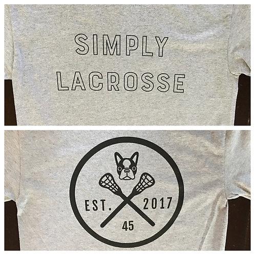 Simply Lacrosse Tee Shirt