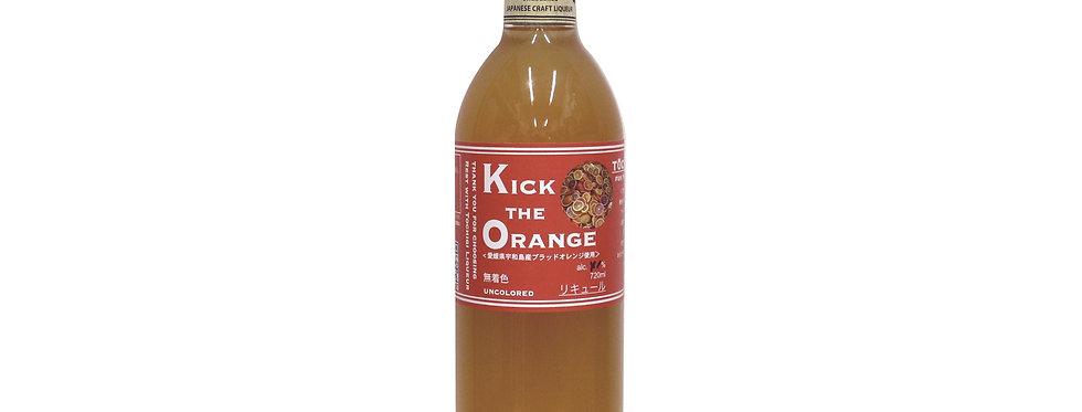 KICK THE ORANGE【宇和島産ブラッドオレンジのリキュール】