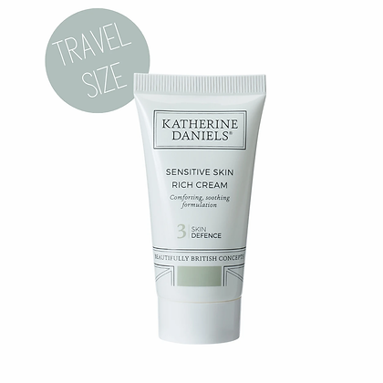 Travel Size Sensitive Skin Rich Cream