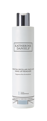 Essential Micellar Face & Eye Make-Up Remover
