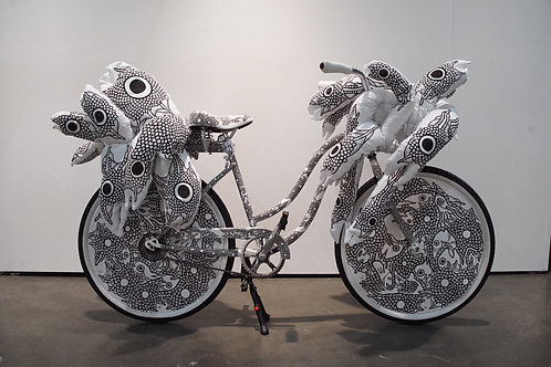 Bike by Miki Yokoyama
