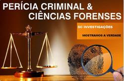 Investigações & Perícias Criminais