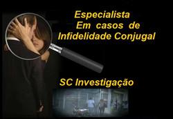 Especialista Investigações