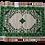 Thumbnail: Tapete de Arraiolos - D. Inês (verdes)
