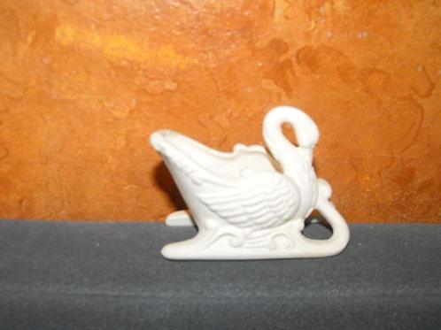 Swan Sleigh