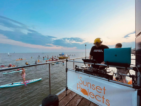 The Sunset Projects & Blue Therapy