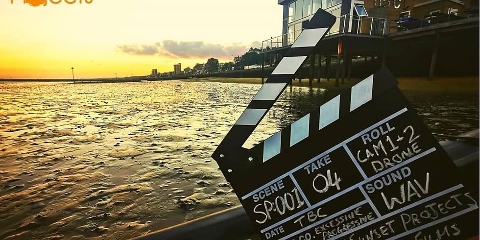 Sunset Projects Filming