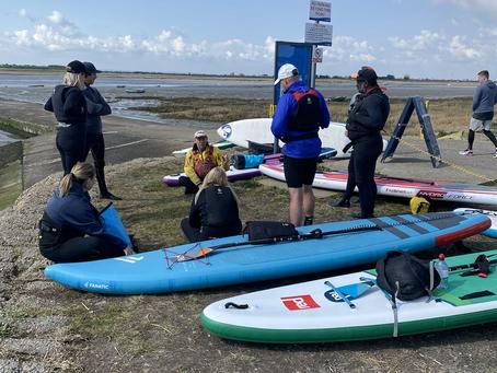 Paddle Leader Training