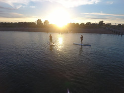 Sunset SUP Trips