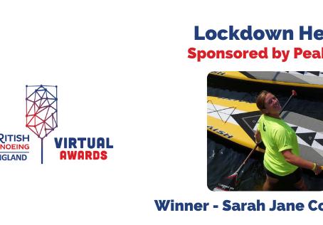 Lockdown Hero Winner!!