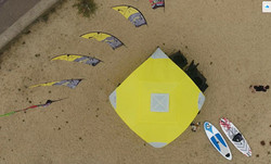The Beach Set Up