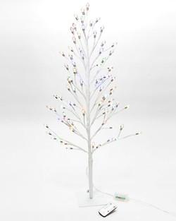 "Bethlehem Lights 36"" Twig Tree with Color Changing C7 LEDs"