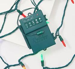 Bethlehem Lights 17' Mini Faceted Battery Operated LED Light Strand