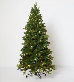 Bethlehem Lights 7.5' M5 Faceted LED Light Tree