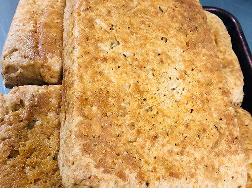 Herb and Potato Focaccia Bread (1/8 sheet pan)