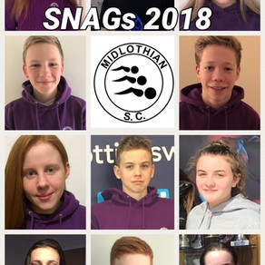 SNAGS 2018 - All over for another year