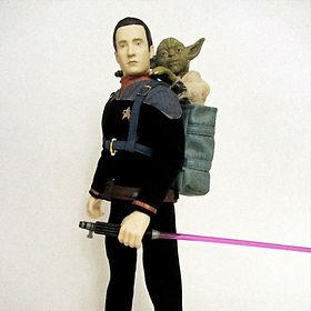 potentialARCETYPES - Yoda & Mr. Data