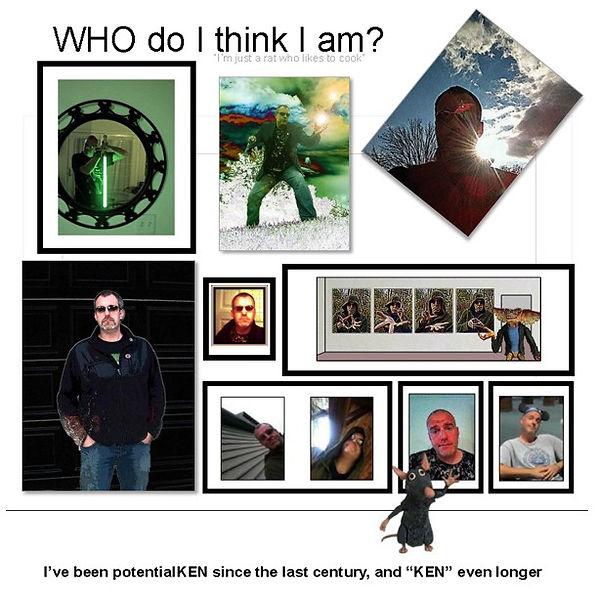 potentiaKEN kisselman - WHO do I think I am?
