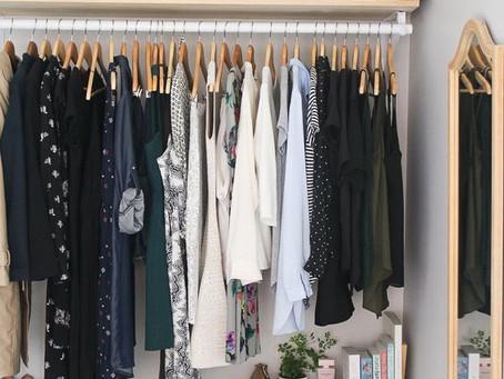 Closet Funcional - Entenda o que é e porque você precisa ter o seu!