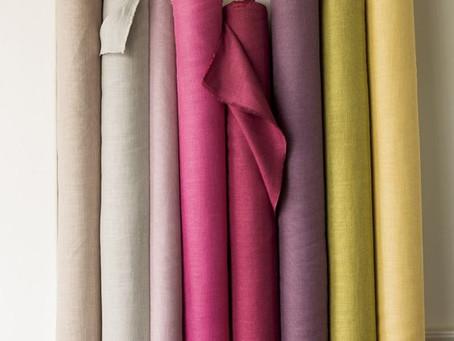 Os 5 Melhores Tecidos Para Usar no Verão
