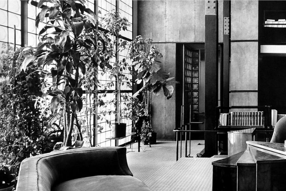Pierre Chareau Maison de Verre Paris, 1927-1931