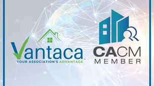 Vantaca Joins the California Association of Community Managers (CACM)