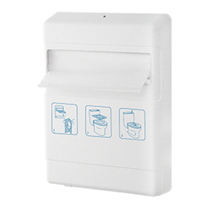 Wall Mounted Toilet Seat Cover Dispenser