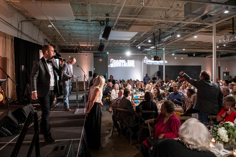 Jay Cash Atlanta Charity Auctioneer