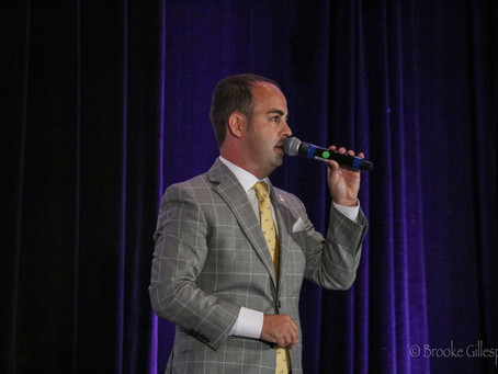 Cash finishes 3rd @ NAA International Auctioneer Championship