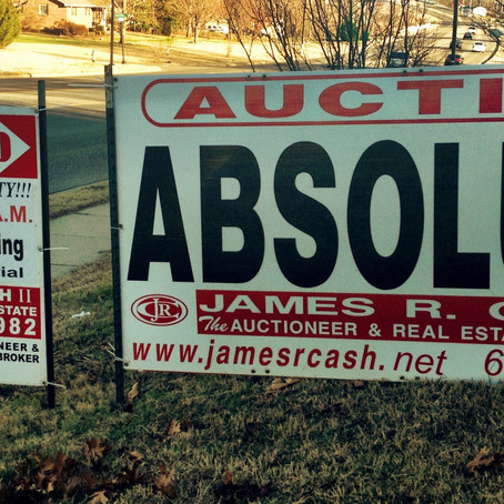 What Is An Absolute Auction?