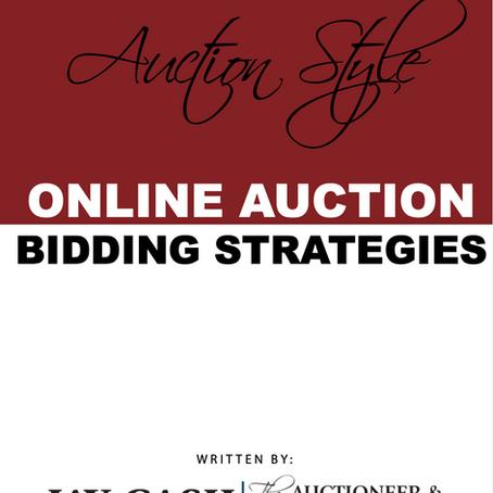 TAG SALE vs. ONLINE AUCTION