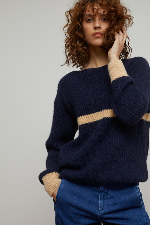 CLOSED Sweater en mélange alpaca