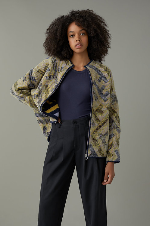 CLOSED Cardigan jacquard