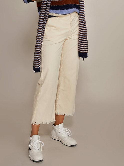 RIVER WOODS - Pantalon court en velours côtelé Taille normale