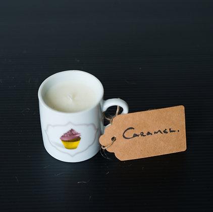Cupcake Cup with Caramel