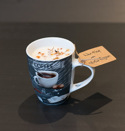 Whisky & Irish Cream in Coffee Mug