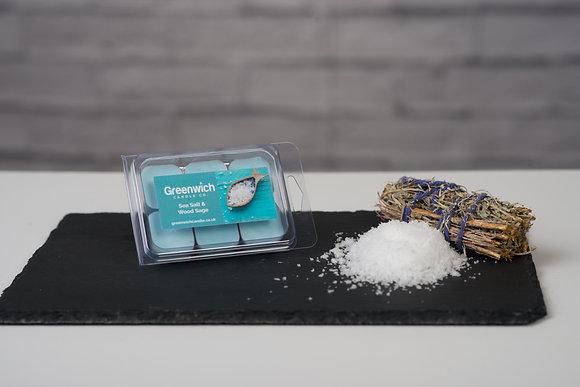 Sea Salt and Sage Wax Melts