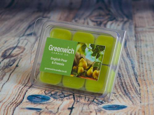 English Pear and Freesia Wax Melts