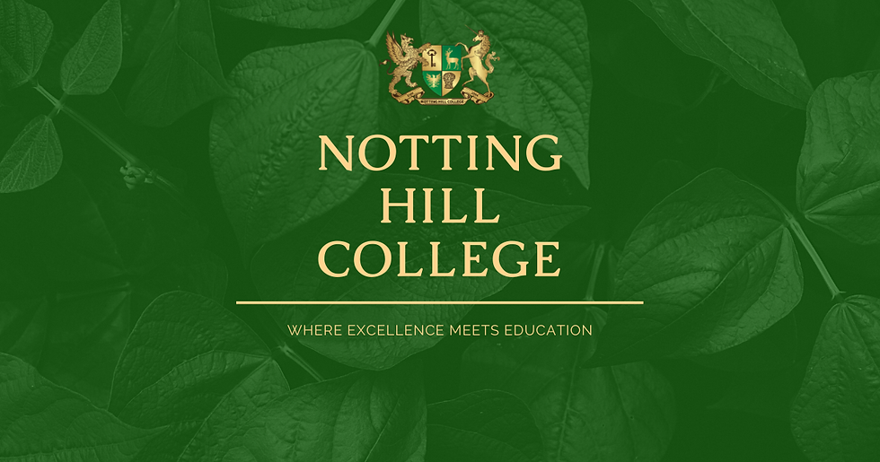 nottinghill college banner