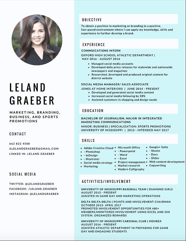 lelandgraeber e resume