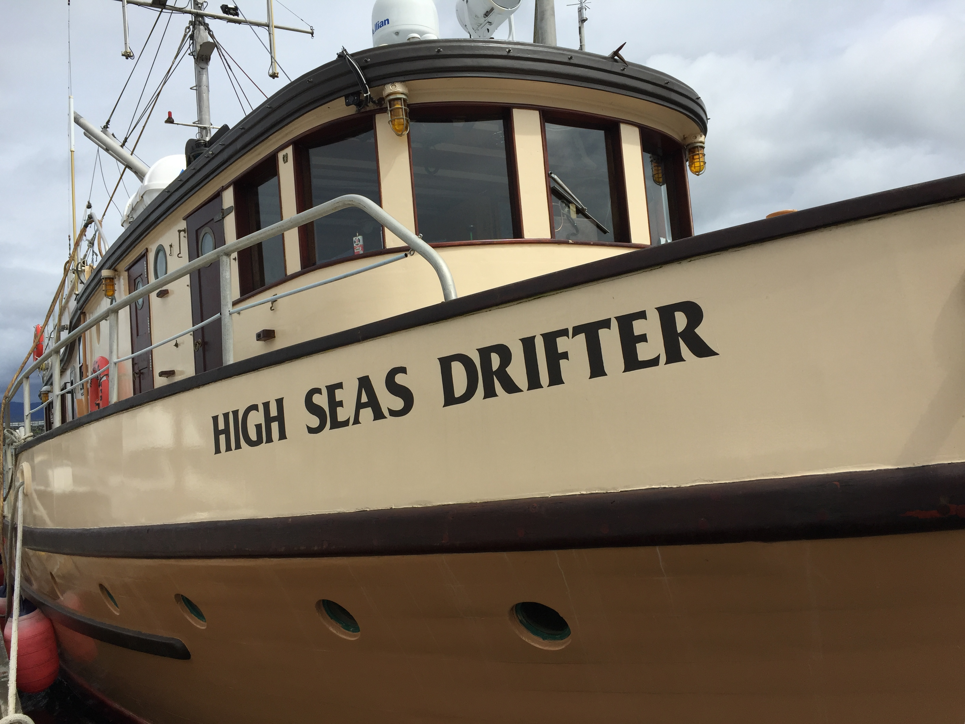 High Seas Drifter
