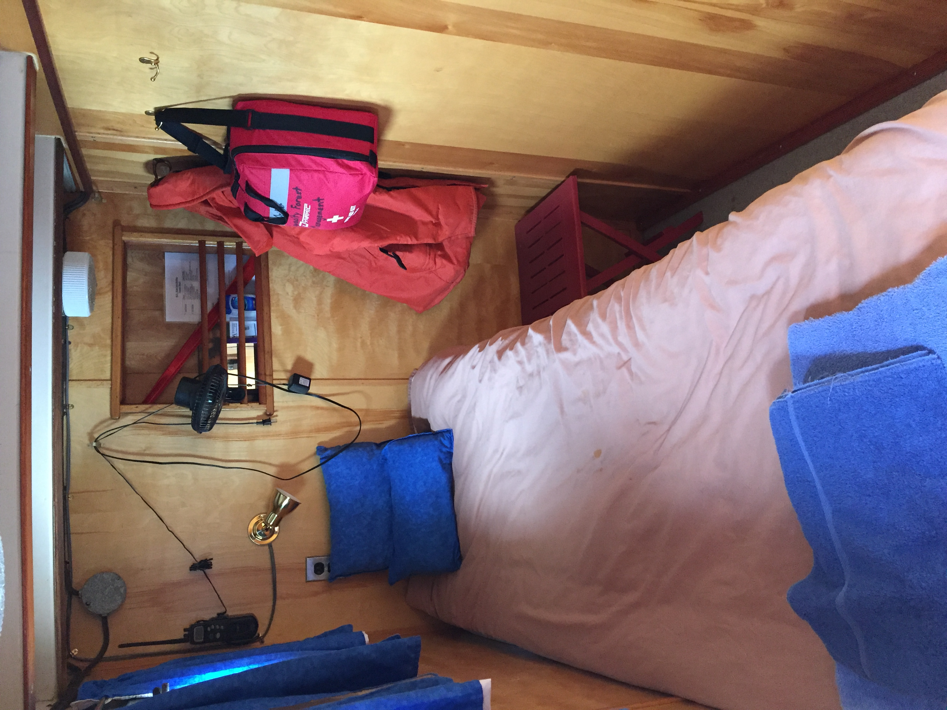 First Mates Room